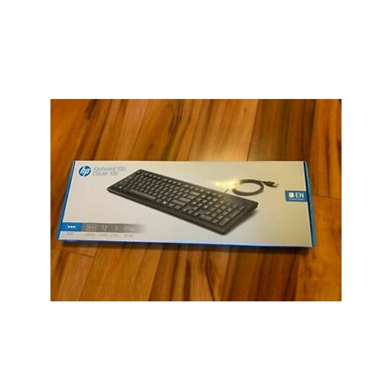 HP WIRED KEYBOARD
